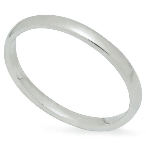 תמונה של טבעת נישואין כסף 925